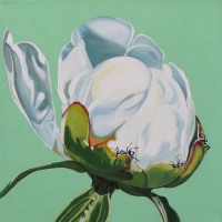 384-Peony-and-Ants-20_x20_-2013-oil-on-canvas